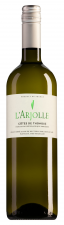 L'Arjolle Côtes de Thongue wit rt46