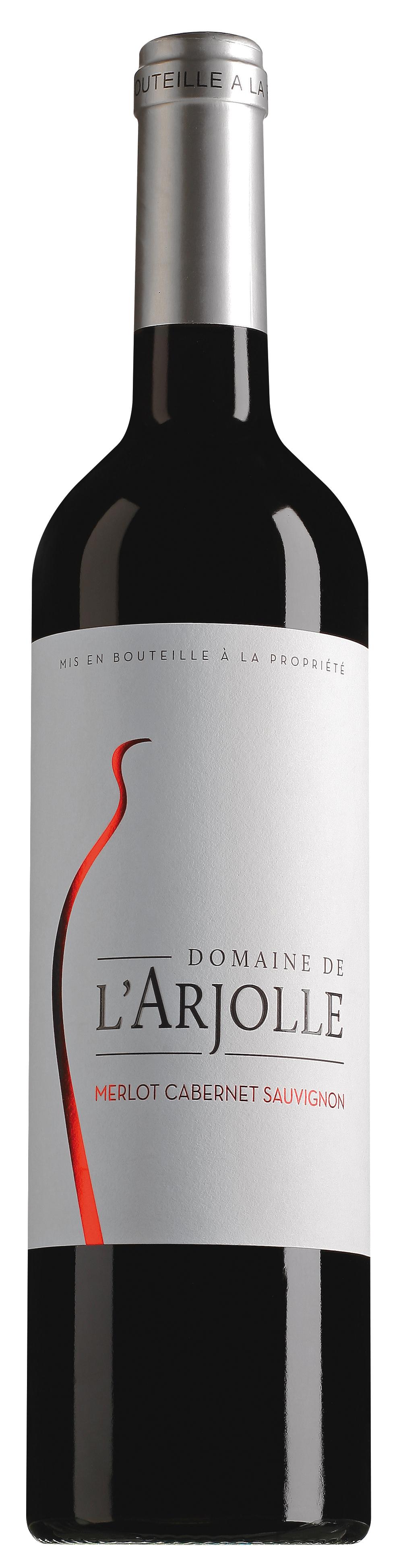 Domaine de l'Arjolle Côtes de Thongue Equilibre Merlot-Cabernet Sauvignon