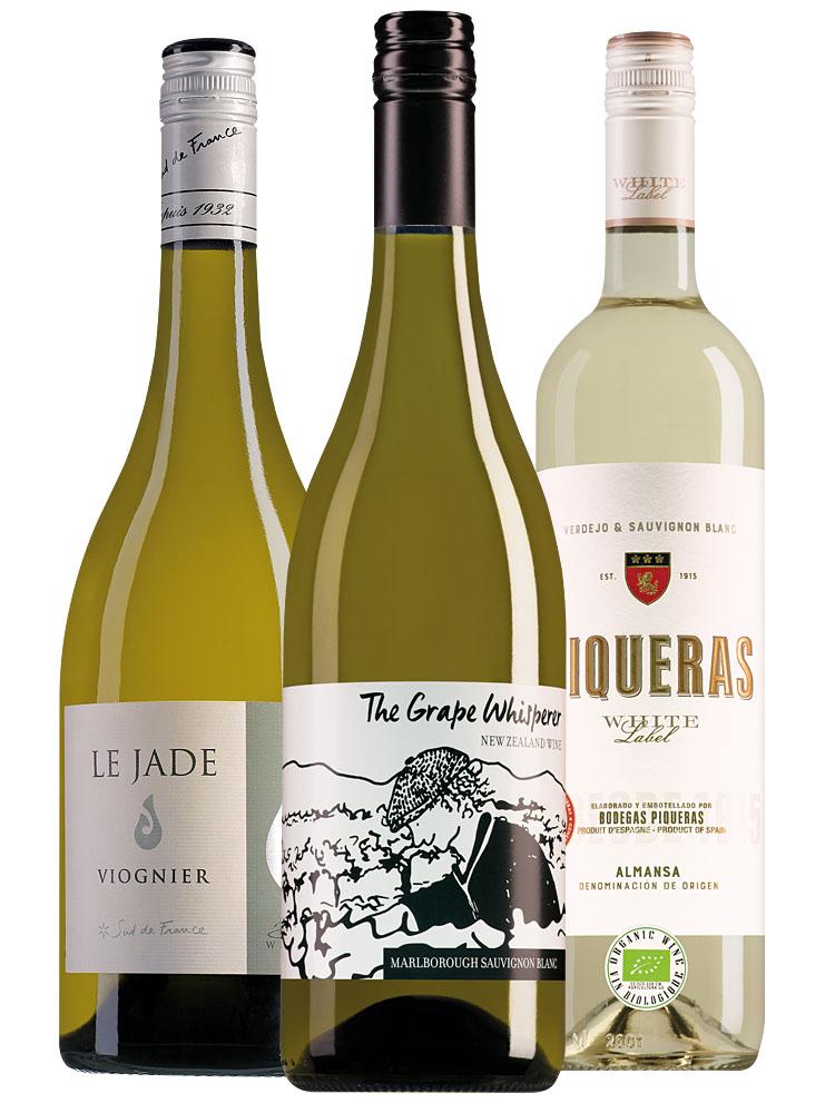 Bodegas Piqueras Almansa White Label Verdejo-Sauvignon Blanc