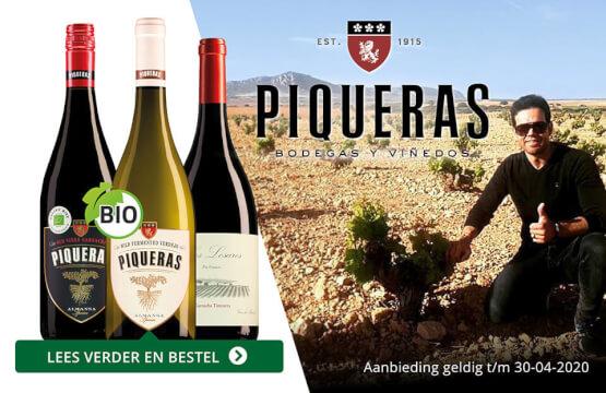 Spaanse bio-bodegas Piqueras